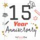 Celebrates 15 Years
