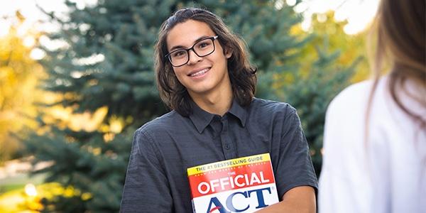 Choosing ACT or SAT